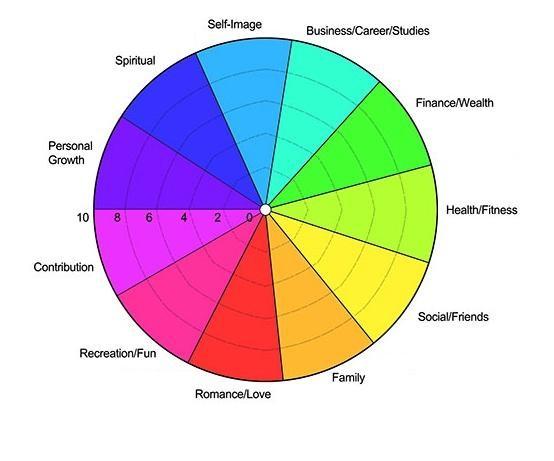 life-wheel